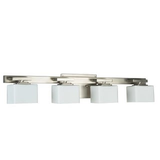 Craftmade 133294 Encanto 4 Light Bathroom Vanity Light - 27 Inches Wide