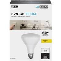 Feit Electric  BR308273DIMLEDI Intellibulb LED Dimmable Light Bulb, 9.5 Watts