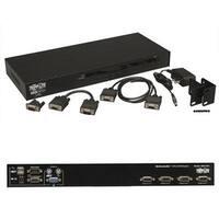 Tripp Lite B042-004 4 Port Usb Ps2 Kvm Switch