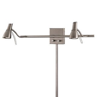 Kovacs GK P4440 2 Light Plug In Wall Sconce from the Second Marriage Collection