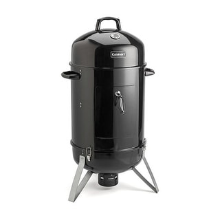 "Vertical 18 Inch Charcoal Smoker Vertical 18"" Charcoal Smoker"
