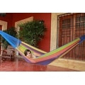 Sunnydaze Multi-Colored Mayan Hammock - Thumbnail 4