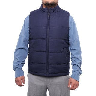 Weatherproof  Full-Zip Puffer Vest Vest True Navy