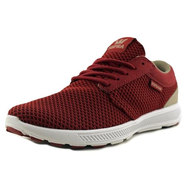 Supra Hammer Run Men Brick Red-White Running Shoes