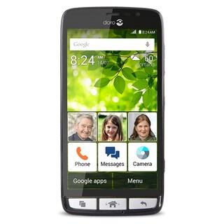 Doro 824 8GB Unlocked GSM 4G LTE Senior Friendly Phone w/ 8MP Camera
