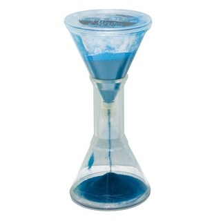 Sportime Sense-Of-Timer, 9-3/4 Inches, Blue Sand, 2 Minutes
