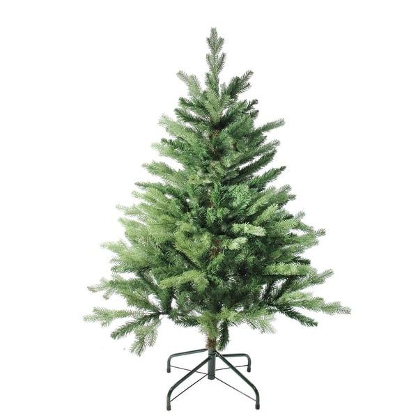 4' Coniferous Mixed Pine Artificial Christmas Tree - Unlit