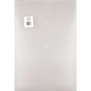 """Plastic Canvas 7 Count 12""""X18""""-Clear - CLEAR"""