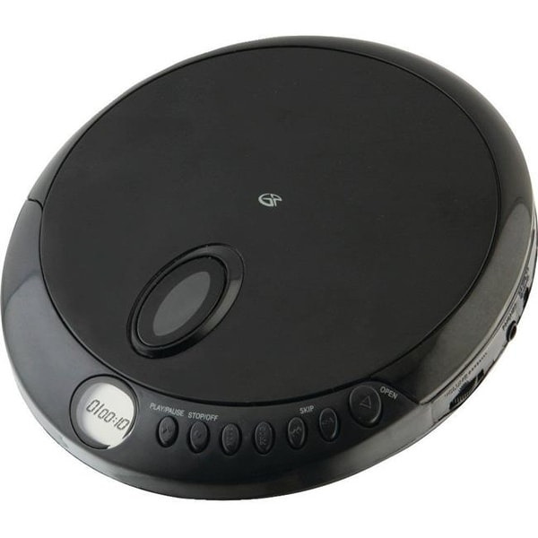 DPI - GPX-Personal & Portable GB0353 Portable Compact Disc Player