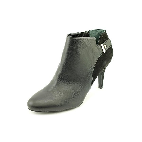 Alfani Gabry   Round Toe Leather  Bootie