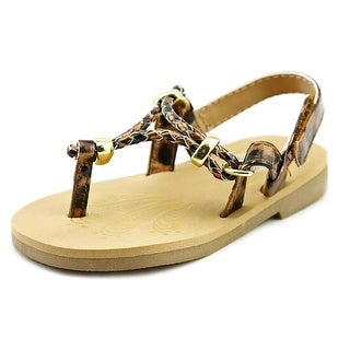 Natural Steps Sonora Toddler Open-Toe Synthetic Slingback Sandal