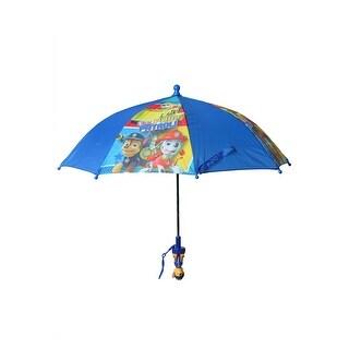 Paw Patrol Chase Molded Handle Umbrella