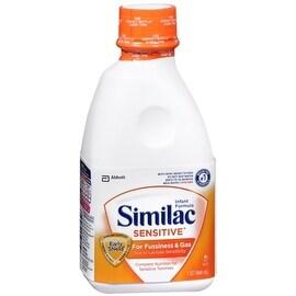 Similac Sensitive Ready-To-Feed With Iron 32 oz