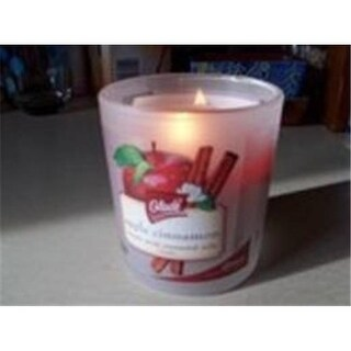 Glade CB157100 CINN12 Apple Light Candle