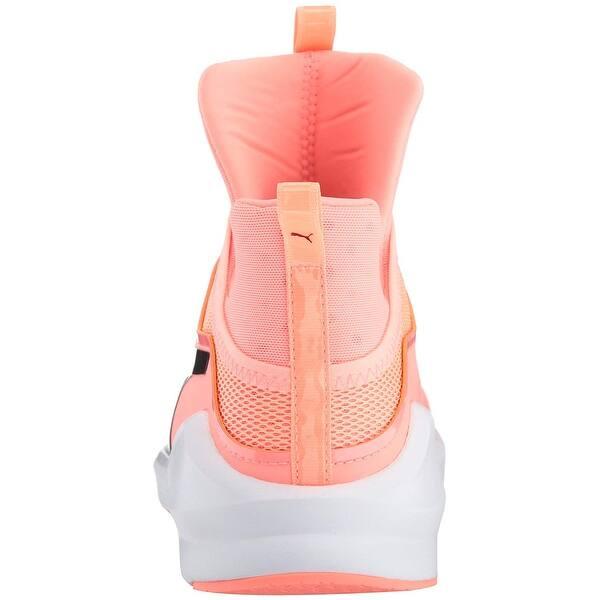 finest selection a7c87 ea06a Shop PUMA Womens FIERCE CORE Hight Top Lace Up Basketball ...