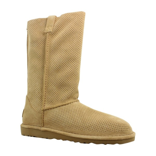 50d01778bca Shop UGG Womens 1016853 Tawny Fashion Boots Size 9 - Free Shipping ...