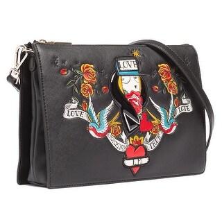 Moschino JC4192 0000 Black Pouch/Crossbody Bag