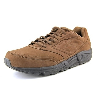 Brooks Addiction Walker B Round Toe Synthetic Walking Shoe