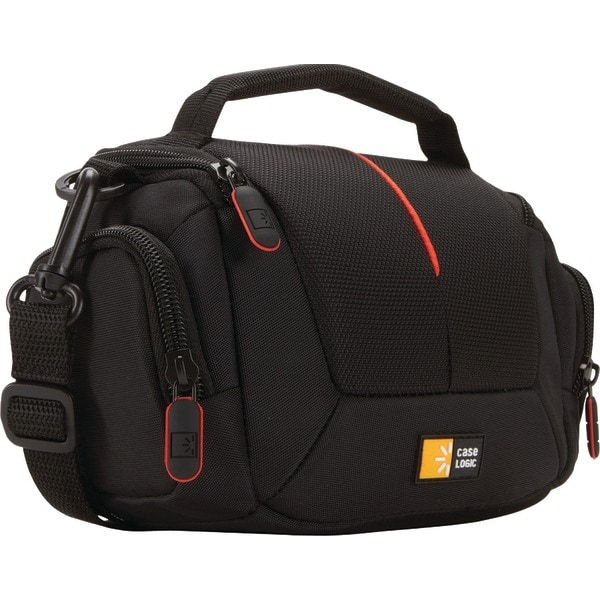 Case Logic Dcb-305Black Camcorder Kit Bag