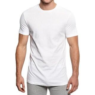 Tommy Hilfiger Mens T-Shirt Cotton Crew Neck - S