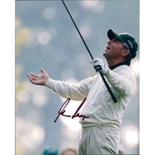 Signed Player Gary 8x10 Photo autographed