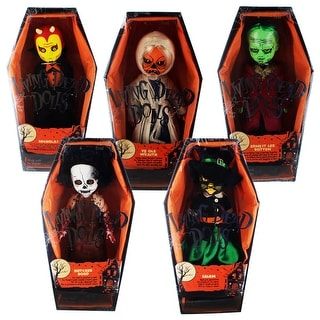 Living Dead Dolls Series 32 Set Of 5 - multi