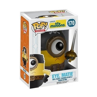 Minions Funko POP Vinyl Figure Eye, Matie - multi