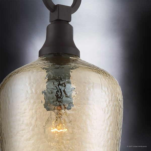 Luxury Old World Hanging Pendant Light
