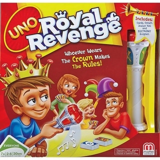 UNO Royal Revenge Card Game