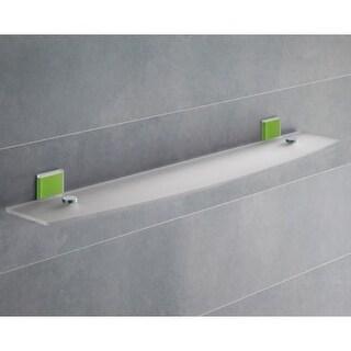 "Nameeks 7819-60 Gedy 23"" Wall Mounted Bathroom Shelf"