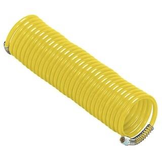 Campbell Hausfeld MP2681 Nylon Recoil Hose, 25', Yellow