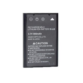 Battery for Pentax DLi2 Camera Battery