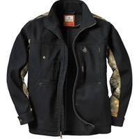 Legendary Whitetails Men's Strikestone Lightweight Workwear Jacket - Black