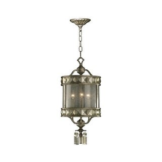 """Cyan Design 6490-3 26"""" Three Lamp Entry from the Buckingham Collection"""