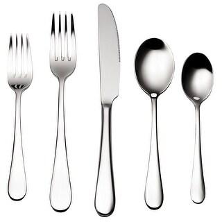 Link to Bruntmor, ALBA Silverware Royal 45 Piece Flatware Cutlery Set - Bruntmor, ALBA Silverware Similar Items in Flatware