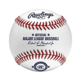 Rawlings Official 2016 A Century of Cubs at Wrigley Field Rawlings Baseball