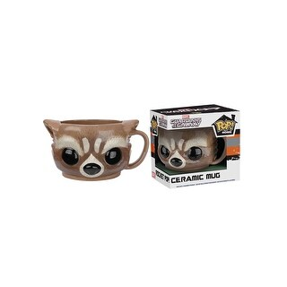 POP Home: GOTG - Rocket Raccoon Mug