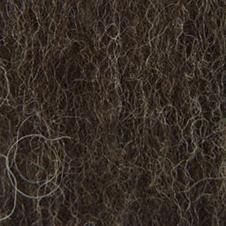 "Dark Gray - Wool Roving 12"" .22Oz"