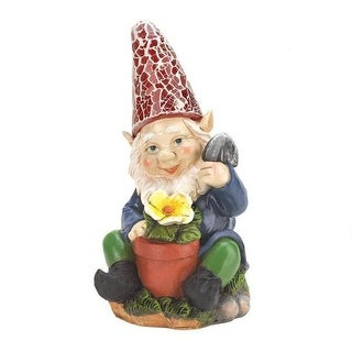 2 Gnome Statues for the Garden