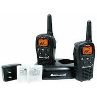 Midland 22-Channel Gmrs With 24-Mile Range Black