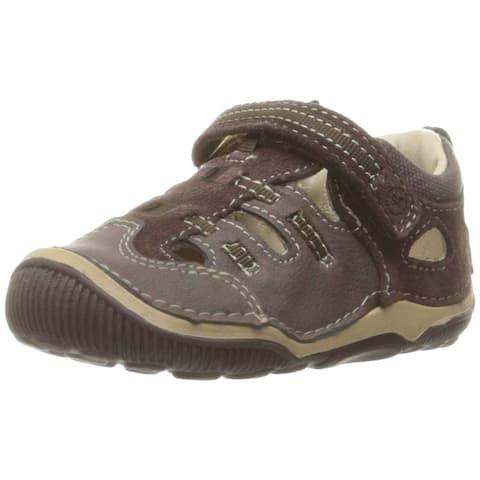 Kids Stride Rite Boys Spt Reggie Low Top Water Shoes