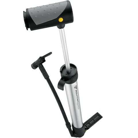 Topeak Mountain Morph Bicycle Pump