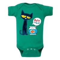 Pete The Cat Pete The Goldfish  - Infant One Piece