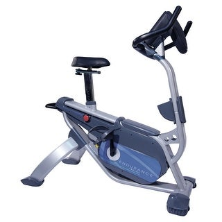 Body-Solid B5U Upright Bike - gray