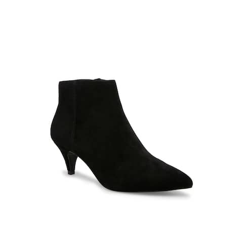 Steve Madden Womens Kasey Leather Closed Toe Ankle Fashion Boots