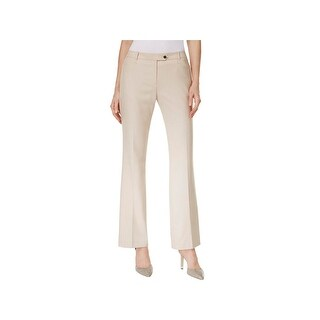 Calvin Klein Womens Dress Pants Straight Leg Breathable (4 options available)
