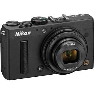 Nikon COOLPIX A Digital Camera (Black) (International Model)