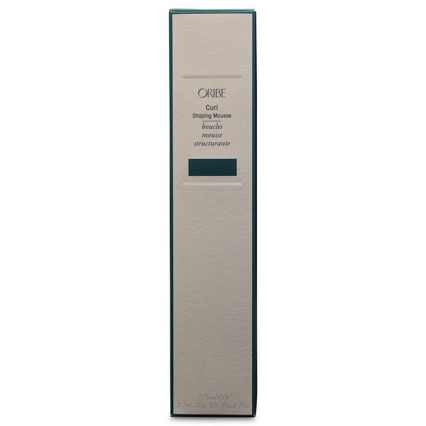 Oribe Curl Shaping Mousse 5.7 Oz