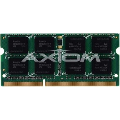 """Axion AXG50893339/1 Axiom PC3L-10600 SODIMM 1333MHz 1.35v 4GB Low Voltage SODIMM TAA Compliant - 4 GB (1 x 4 GB) - DDR3 SDRAM -"