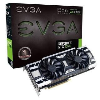 Evga Nvidia Geforce Gtx 1070 Gaming 8 GB Gddr5 Dvi &